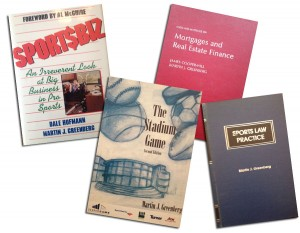 Attorney Martin J. Greenberg - Publication - Books