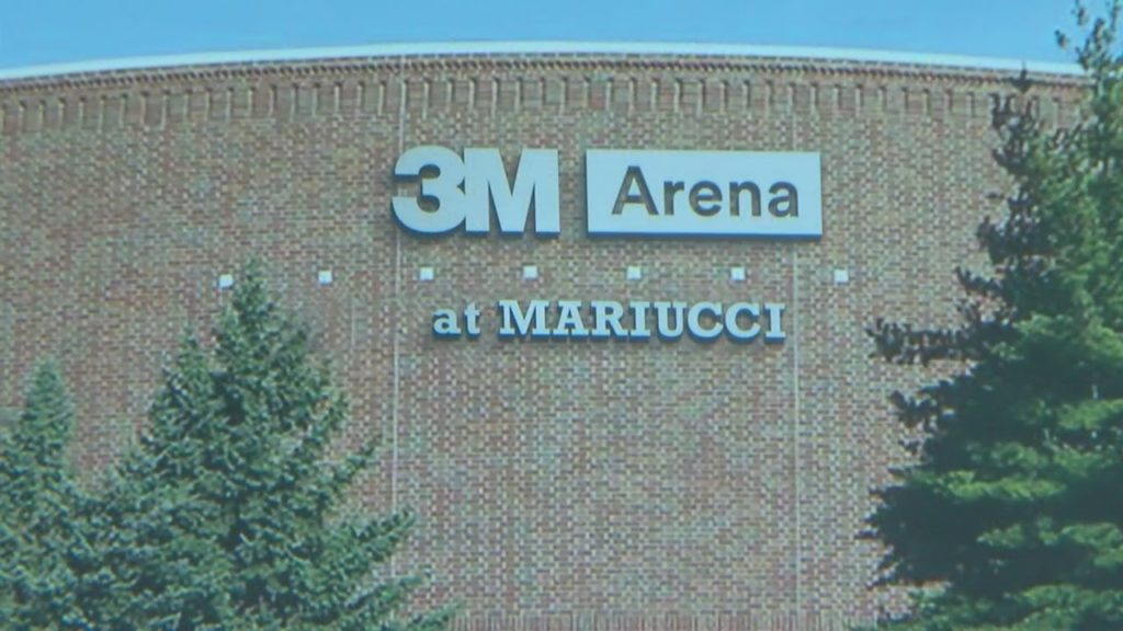 3M Arena at Mariucci Corporate Naming Rights | Sports Law