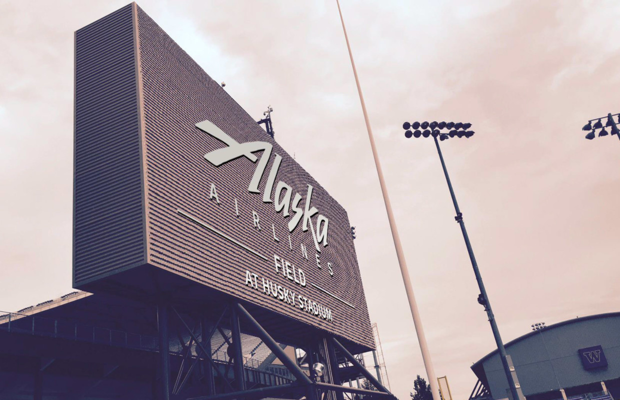 Alaska Airlines Field Corporate Naming Rights | Sports Law