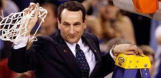 Men's Basketball Coach Mike Krzyzewski | NBA Draft | Sport$Biz Sports Law | Attorney Martin J. Greenberg