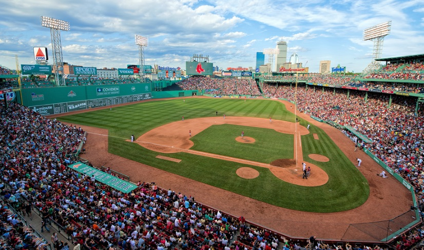 Fenway Park | Sports Arena Naming Rights | Sports Law