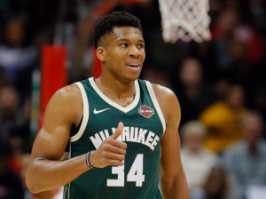 Giannis Antetokounmpo | Milwaukee Bucks | Sport$Biz