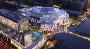 Golden 1 Center | Sports Arena Naming Rights | Sport$Biz