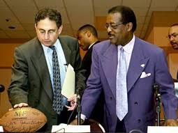Johnnie Cochran and Cyrus Mehri | Sports Law | Martin J Greenberg