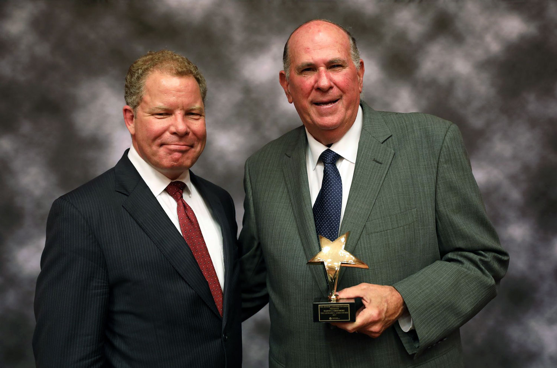 Martin J. Greenberg Recipient of the 2017 Leonard J. Loeb Award