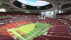 Mercedes Benz Stadium Halo Video Board | Sport$Biz | Martin J. Greenberg Sports Law