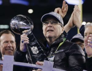 Paul Allen Seattle Seahawks