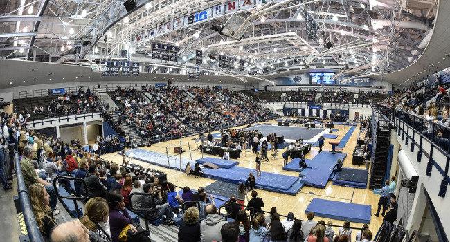 Penn State Womens Gymnastics | Martin J. Greenberg Sports Attorney