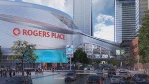Rogers Place NHL Stadiums | Sports Law | Martin J. Greenberg Attorney