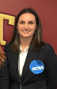 Coach Samantha Brown | Penn State Gymnastics | Martin J. Greenberg Sports Attorney
