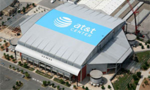 AT&T Center San Antonio Spurs | Arena Naming Rights | Sport$Biz