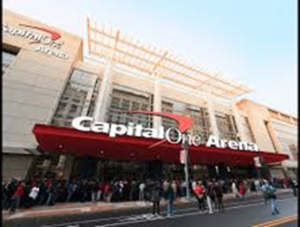 Capital One Arena | Sports Venue Naming Rights | Sport$Biz