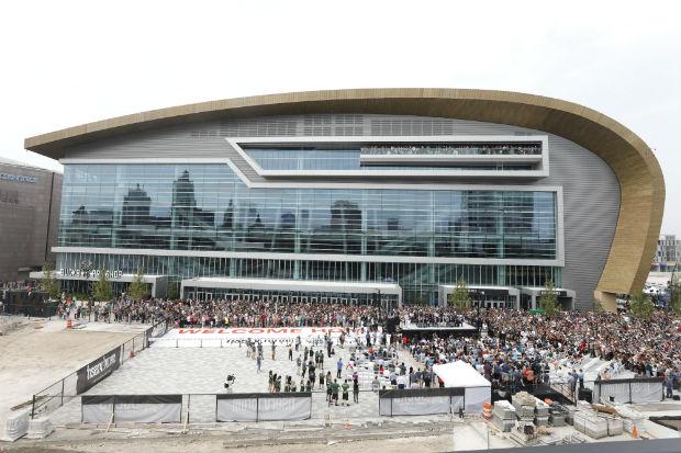 Fiserv Forum | Sport$Biz | Martin J. Greenberg
