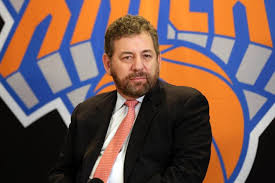 James Dolan New Yor Rangers