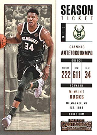 Milwaukee Bucks Season Ticket | Sport$Biz