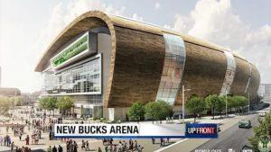 New Bucks Arena | Martin J Greenberg | Sport$Biz